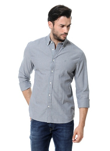 L/S Button-Down Shir-Wrangler